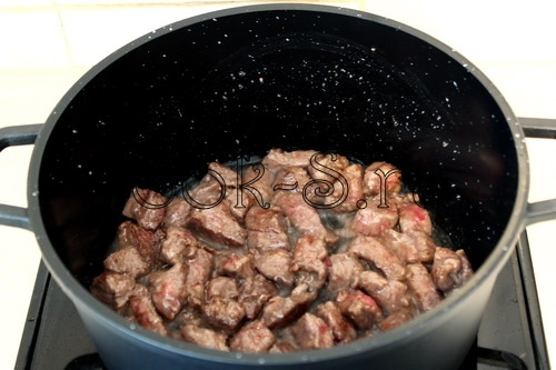 Ароматная тушеная говядина с острова Бали – кулинарный рецепт