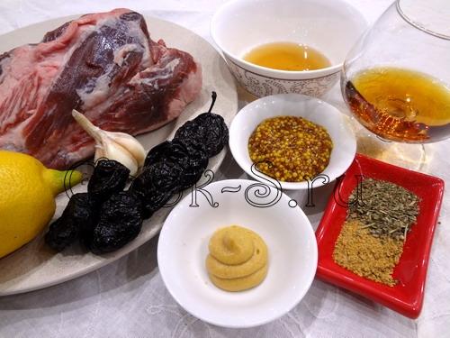 Говядина с лимоном и ранними овощами – кулинарный рецепт