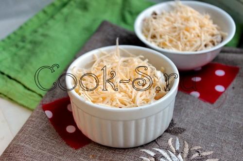 Картофельная запеканка с грибами, пошаговый рецепт с фото