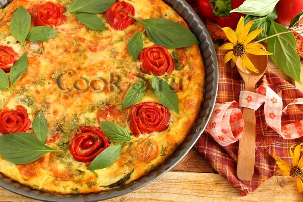 Запеканка с пшеном и овощами – кулинарный рецепт