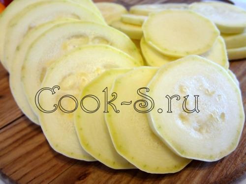 Нисуазский рататуй, пошаговый рецепт с фото