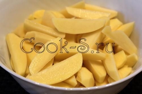 Скумбрия по-итальянски – кулинарный рецепт