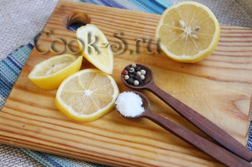 Копченый толстолобик – кулинарный рецепт