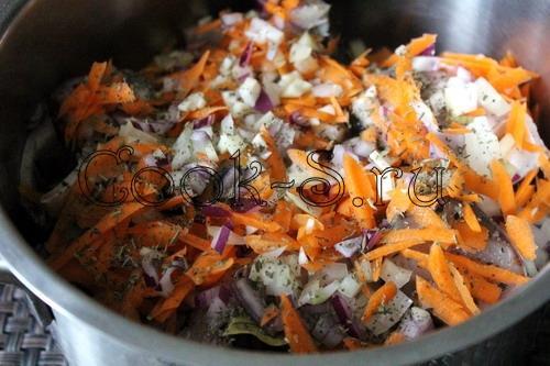 Скумбрия кисло-сладкая с морковью – кулинарный рецепт