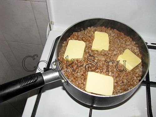 Гречневая каша с берберской смесью, пошаговый рецепт с фото