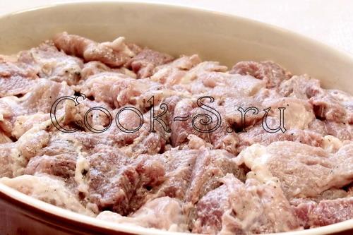 "Запеканка мясная ""Хрюня"" – кулинарный рецепт"