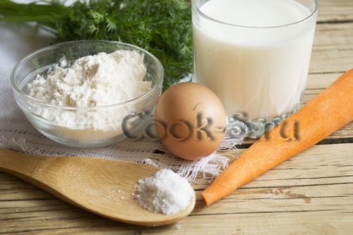 Оранжевый Jine, пошаговый рецепт с фото