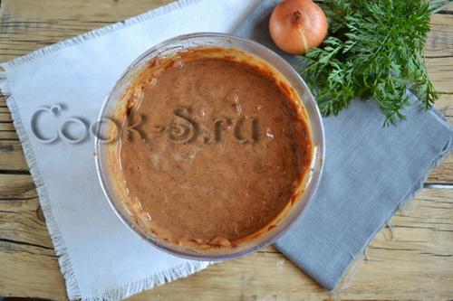 печеночное тесто для оладий
