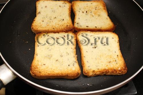 Рецепты с хлебом