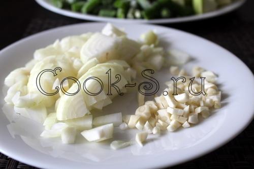 Роллы из омлета с овощами, пошаговый рецепт с фото