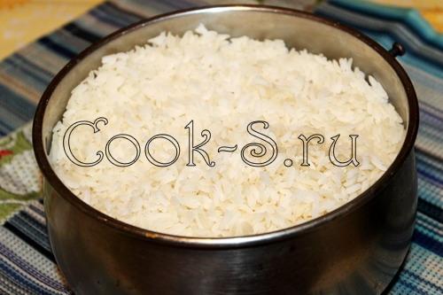 """Фаршированные перцы """"Под облаками"""" – кулинарный рецепт"""