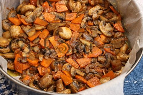 Горячие пшенные вафли с беконом и сыром – кулинарный рецепт