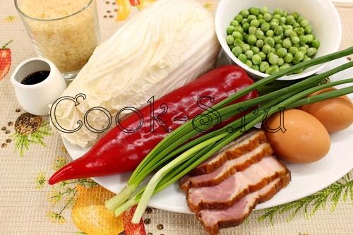 Томленая свиная грудинка по-китайски – кулинарный рецепт