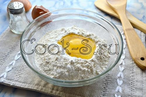 Вареники с белокочанной капустой и яйцом – кулинарный рецепт