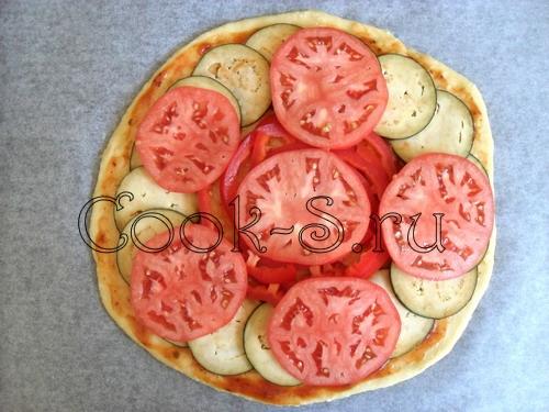 """""""Пицца"""" вегетарианская – кулинарный рецепт"""