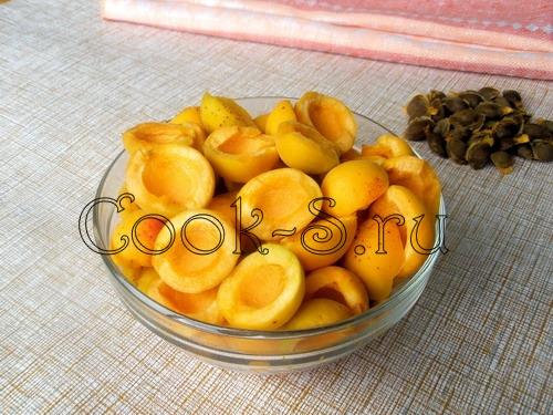 Сладкая абрикосовая горчица – кулинарный рецепт