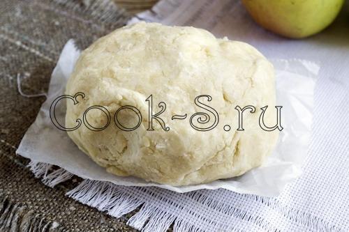 Классический американский яблочный пирог, пошаговый рецепт с фото
