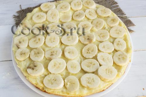 Бисквитный торт с безе – кулинарный рецепт