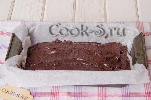 Брауни с кабачками, пошаговый рецепт с фото