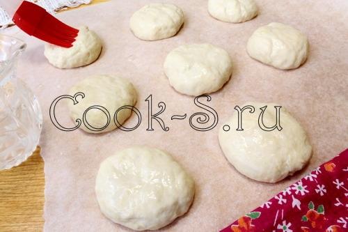 Булочки с джемом из киви – кулинарный рецепт