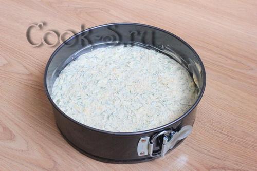 пирог с кабачками и сыром рецепт с фото
