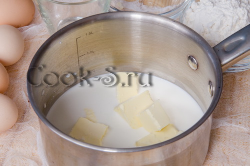 Гужеры из сыра