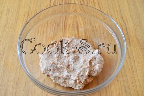 Печенье на рассоле из цельнозерновой муки – кулинарный рецепт