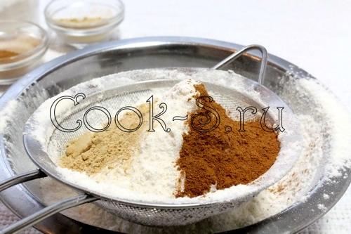 """Имбирный пирог """"Пипаркукас"""" – кулинарный рецепт"""