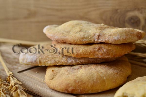 Хлеб и лепёшки с кукурузой – кулинарный рецепт