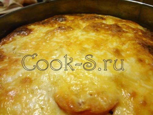 """Пирог картофельный """"Репник"""" – кулинарный рецепт"""