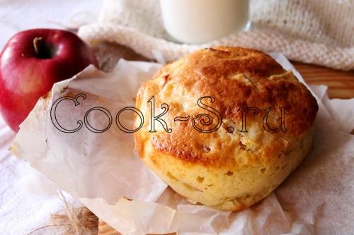 Манник-тыквяник из сухого теста – кулинарный рецепт