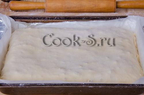 Торт медовый с грецкими орехами – кулинарный рецепт