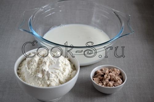 """Кулич """"Ретро"""" – кулинарный рецепт"""
