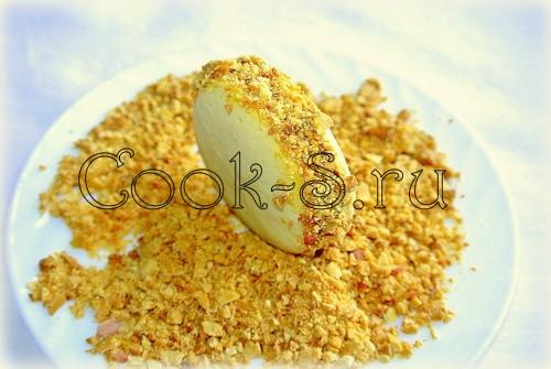 Сырно-пшенное печенье с тимьяном – кулинарный рецепт