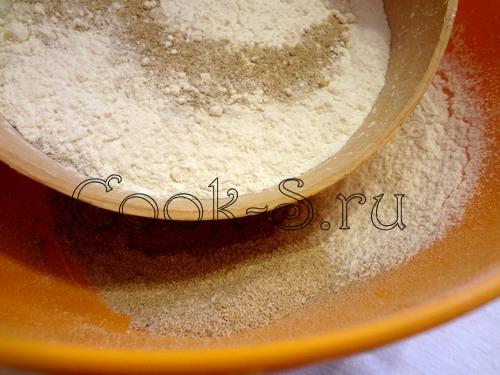 Пирог на гречневой муке с огурцами – кулинарный рецепт