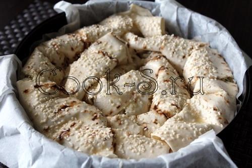 Лаваш с сыром – кулинарный рецепт