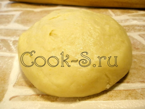 """Печенье """"Пятиминутки"""" – кулинарный рецепт"""