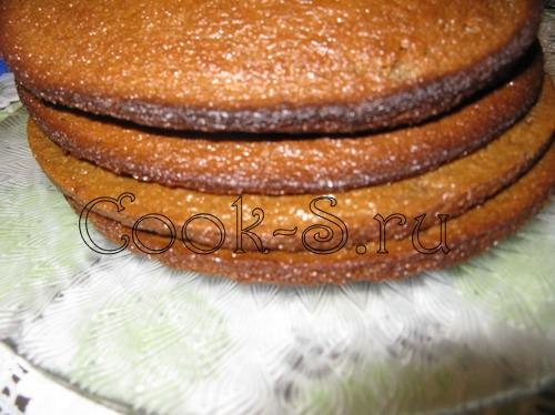 Торт-мороженое Арбуз, пошаговый рецепт с фото