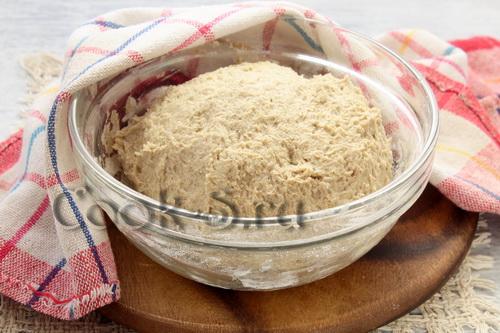 Восстановление сухой закваски – кулинарный рецепт