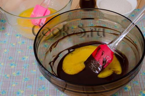 Кексы шоколадно-кофейные, пошаговый рецепт с фото
