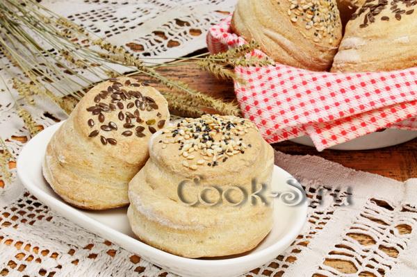 """Булочки """"Чудо-поросята"""" – кулинарный рецепт"""