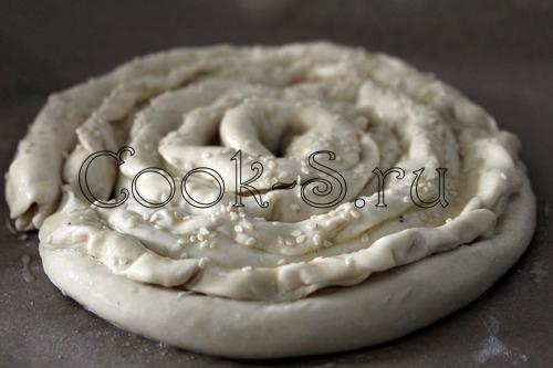 Швейцарский слоеный пирог, пошаговый рецепт с фото