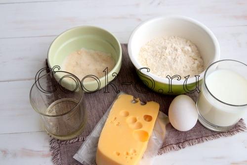 """Печенье нежнейшее """"Сырное таинство"""" – кулинарный рецепт"""