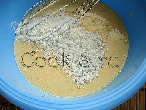 Мамин сырный пирог – кулинарный рецепт