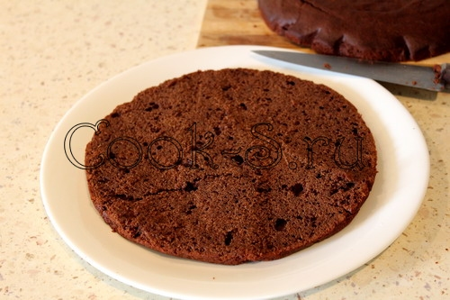 """Торт """"Бархатный трюфель"""" – кулинарный рецепт"""