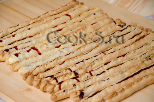 Торт Зимняя вишня классический, пошаговый рецепт с фото