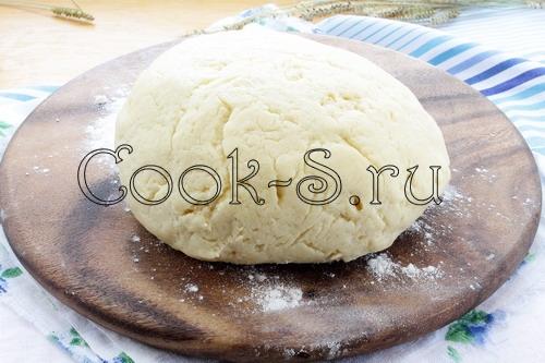 Творожно-лимонное печенье, пошаговый рецепт с фото