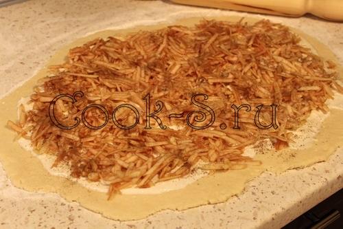 Сырно-творожный сладкий рулет – кулинарный рецепт