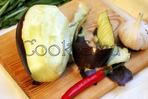 Баклажаны как грибы – кулинарный рецепт