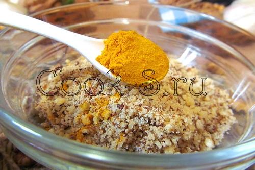 Баклажаны в пикантном соусе – кулинарный рецепт